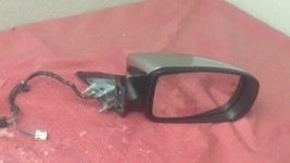 12-14 CHRYSLER 300C PASSENGER RIGHT CHROME POWER DOOR MIRROR HEAT FOLDIN... - $177.21