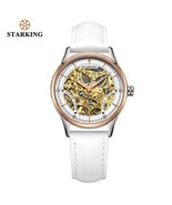 STARKING Watch Women Brand Luxury Automatic Ladies Watch Mechanical Gold... - $156.95