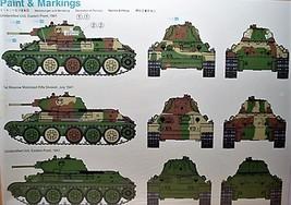 Cyber- Hobby 1/35 kit 9153   WW2 Soviet T-34/76 Tank Mod. 1940 image 2