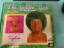 Chia Pet The Golden Girls - Sophia Decorative Pottery Planter  - $18.80
