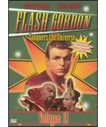 Flash Gordon Conquers the Universe - Vol. 2 (DVD, 2004) - $1.45