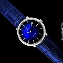 1970 OMEGA DE VILLE Vintage Mens SS Steel Handwound Watch - Mint with Wa... - $1,073.10