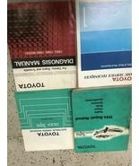 1984 TOYOTA CELICA SUPRA Service Repair Shop Workshop Manual Set W EWD +... - $178.15