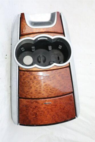 06-09 Mercedes W251 R320 R350 R500 Center Console Cup Holder Ashtray Storage