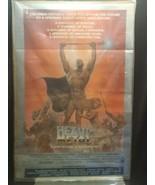 """Heavy Metal"" Original Folded Movie Poster 1981 GAU Style B 810091 - $495.00"