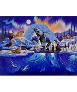 500 Pieces Cardinal Puzzles Arctic Harmony Jigsaw Puzzle - $5.88