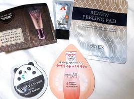 30-Piece Korean Beauty Single Use Foil Sampler Bag - $40.00