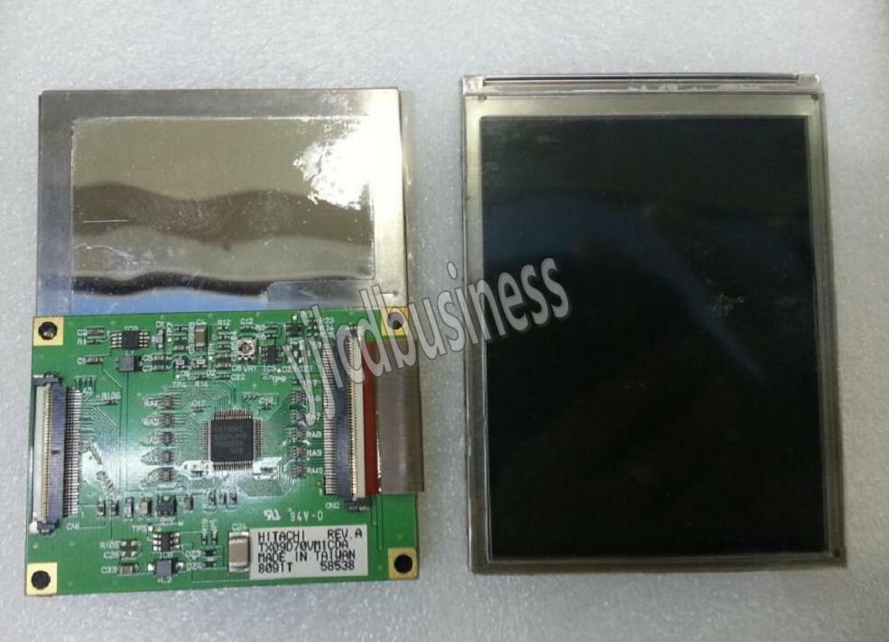 Primary image for TX09D70VM1CDA HITACHI LCD Screen Display Panel  60 days warranty