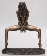 Naked woman standing astride Bronze Sculpture * Free Shipping Everywhere *  - $98.01