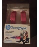 Cra-Z-Art SoundMoovz Motion-Activated Musical Bandz - Pink-BMZ001 - $15.83