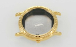 Nuevo Seiko Hombre?S Cuarzo Reloj Oro Funda Acero Inoxidable 7N43 Mvt - $33.01