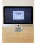"Apple iMac 21.5-Inch ""Core i5"" 1.4Ghz, 8GB RAM, 500GB HDD (Mid-2014) - $795.00"