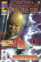 Star Trek: Deep Space Nine Comic Book #6 Marvel Comics 1997 FINE- - $1.99