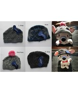 Pet Hats Dog, Cat etc. Sz M NWT Ear Holes Multiple Styles - $9.64