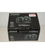 Fujifilm Finepix S4830 16MP Digital Camera Wd 24mm 30X FUJINON Optical Z... - $474.05