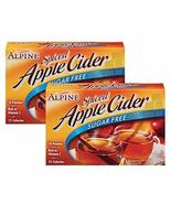 Alpine Spiced Apple Cider Sugar Free Instant Drink Mix, 10 Ct (Case of 2) - $12.99
