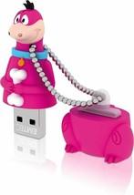 Emtec ECMMD8GHB101 Flintstones USB 2.0 Flash Drive 8 GB, Dino - $17.51