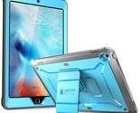 SUPCASE iPadCase 9.7inch 2017/2018 [UnicornBeetlePROSeries](Blue) - £18.43 GBP