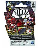 Power Rangers Hasbro Toys Micro Morphers Series 1 Collectible Figure - $6.95