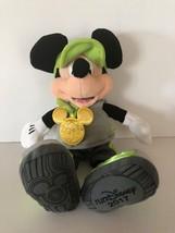 "Disney Parks Mickey Mouse 2017 RunDisney 9"" Marathon I Did It Run New Wi... - $14.83"