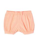 Garanimals Baby Girls' Solid Knit Shorts Coral 12 Months - $16.99