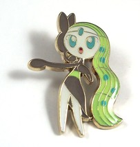 Pokemon TCG Mythical Meloetta Pin Only XY120 Promo Figure New Generations - $4.99