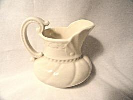 Lenox Porcelain Creamer Green Mark Colonial Collection - $15.19