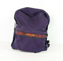 Vintage 90s Eastpak Spell Out Southwestern Navajo Print Backpack Book Ba... - $53.21 CAD