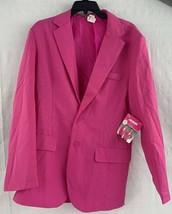 Amscan Pink Blazer Vest Unisex Halloween Costume Accessory - Adult Large/XL - $29.69