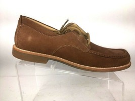 UGG Mens Size 9 M Brown Suede Leather Casual Dress Lace Up Shoes  - $79.87