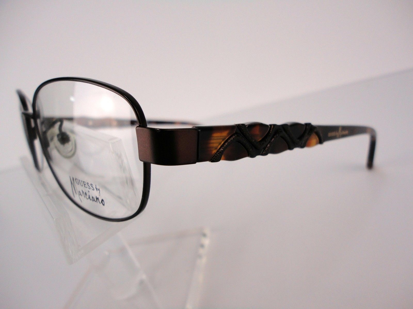 Guess By Marciano GM155 Brown/Tortoise 54x15 135mm Eyeglass Frames