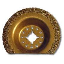 "KENT 2-1/2"" Carbide Coated Semi Circular Oscillating Multi Function Saw Blade - $8.22+"
