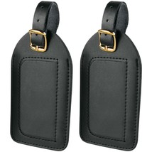 Travel Smart By Conair Leather Luggage Tags, 2 Pk CNRP2010 - $14.70
