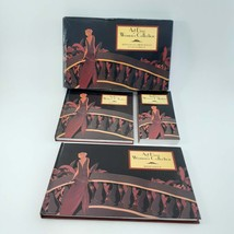 ART DECO WOMEN'S Collection Address Book Set includes Notebook / Birthday Book image 1