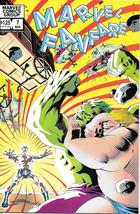 Marvel Fanfare Comic Book #7 Marvel Comics 1983 NEAR MINT NEW UNREAD - $4.99
