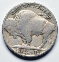 1926D Buffalo Nickel 5¢ Coin Lot# A 260 image 2