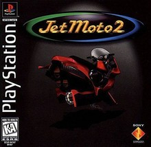 Jet Moto 2 [PlayStation] - $16.14