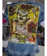 Men T shirt short sleeve Cotton Sure Queen Music rock Freddie Mercury Retro  M - $12.86