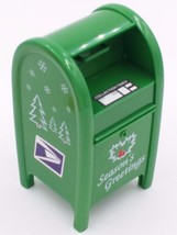 2006 Official USPS Season's Greeting Q-type Mailbox Model #7 Coin Bank 4... - $7.84