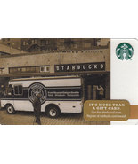 Starbucks 2014 Tradition Limited Edition Collectible Gift Card New Free ... - $4.99