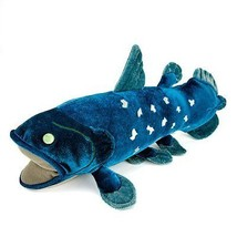 New Colorata Coelacanth Real Plush M size from Japan F/S - $49.95
