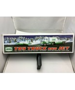 2010 Hess Toy Truck & Jet with Lights and Sounds - $59.40