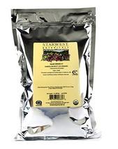 Starwest Botanicals Organic Raw Dandelion Root Tea [1 Pound] Bulk Cut & Sifted - $15.90