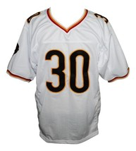 He Hate Me #30 Rod Smart New Men Football Jersey White Any Size image 2