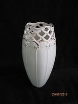 Lenox Duchesse Lace Bud Vase - $27.72