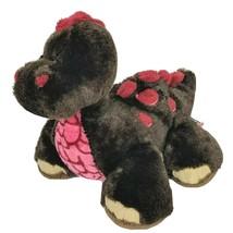 "Ganz Webkinz Cocoa Brown Dinosaur Plush Stuffed Animal HM338 9"" - $13.26"