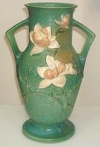ROSEVILLE ART POTTERY TALL VASE - $247.50