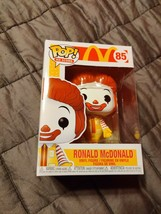Ronald Mcdonald Funko POP 85! Ad Icons MINT CONDITION IN HAND - $10.98