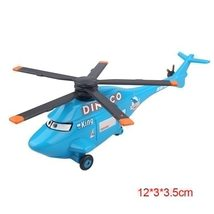 "Disney Pixar Cars 2 ""Dinoco Helicopter"" Diecast Vehicle Kids Toys  - $8.69"