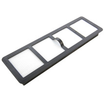HQRP Filter for Eureka EF-6 / 69963 / 83091-1 Exhaust Filter Replacement - $8.45